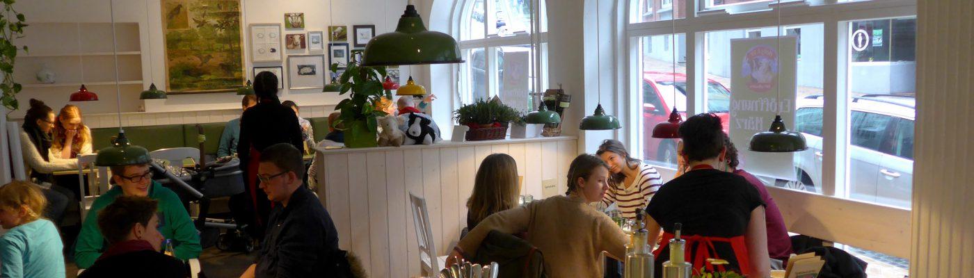 Molly & Alf | Café-Bistro
